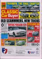 Classic Car Buyer Magazine Issue 13/01/2021