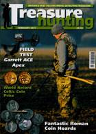 Treasure Hunting Magazine Issue FEB 21