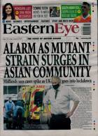 Eastern Eye Magazine Issue 08/01/2021