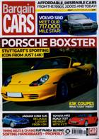 Car Mechanics Bargain Cars Magazine Issue JAN-FEB