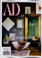 Architectural Digest Spa Magazine Issue NO 161