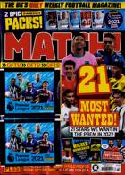 Match Magazine Issue 12/01/2021