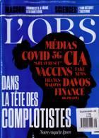 L Obs Magazine Issue NO 2929