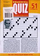 Domenica Quiz Magazine Issue NO 51