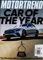Motor Trend Magazine Issue JAN 21