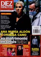 Diez Minutos Magazine Issue NO 3617
