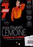 Tele 7 Jours Magazine Issue NO 3159