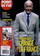 Point De Vue Magazine Issue NO 3773
