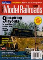 Model Railroader Magazine Issue HOLIDAY