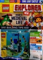 Lego Explorer Magazine Issue NO 3