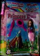 Princess Friends Magazine Issue NO 104