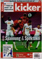 Kicker Montag Magazine Issue NO 50