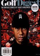 Golf Digest (Usa) Magazine Issue NO 10