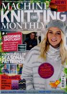 Machine Knitting  Magazine Issue DEC 20