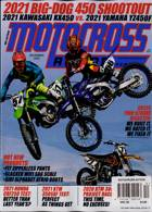 Motocross Action Magazine Issue DEC 20