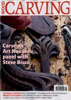 Woodcarving Magazine Issue NO 178