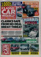 Classic Car Weekly Magazine Issue 09/12/2020
