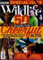 Bbc Wildlife Magazine Issue JAN 21