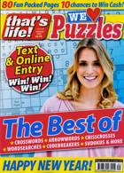 Thats Life We Love Puzzles Magazine Issue N20 JAN21
