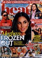 Heat Magazine Issue 26/12/2020