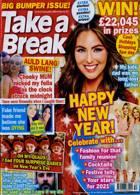 Take A Break Magazine Issue NO 52