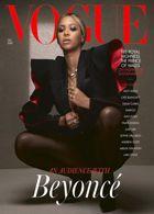 Vogue Dec 2020 - Cover 2 Magazine Issue SITTING