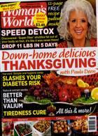 Womans World Magazine Issue 46