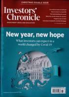 Investors Chronicle Magazine Issue 18/12/2020