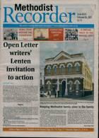 Methodist Recorder Magazine Issue 26/02/2021