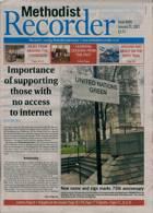 Methodist Recorder Magazine Issue 22/01/2021