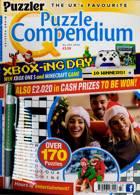 Puzzler Q Puzzler Compendium Magazine Issue NO 343