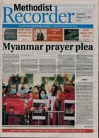 Methodist Recorder Magazine Issue 12/02/2021