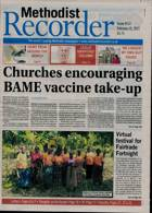 Methodist Recorder Magazine Issue 19/02/2021