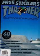 Thrasher Magazine Issue JAN 21