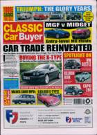 Classic Car Buyer Magazine Issue 06/01/2021