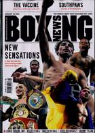 Boxing News Magazine Issue 14/01/2021