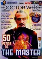 Doctor Who Magazine Issue NO 560