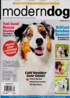 Modern Dog Magazine Issue WINTER