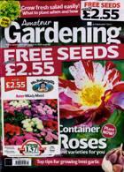 Amateur Gardening Magazine Issue 06/02/2021