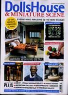 Dolls House & Miniature Scene Magazine Issue FEB 21