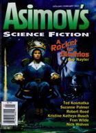 Asimov Sci Fi Magazine Issue JAN-FEB