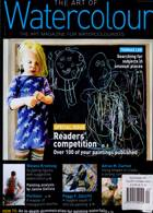 Art Of Watercolour Magazine Issue NO 40