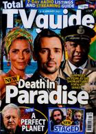 Total Tv Guide England Magazine Issue NO 1