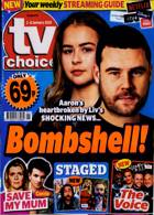 Tv Choice England Magazine Issue NO 1