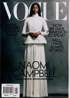 Vogue Usa Magazine Issue NOV 20