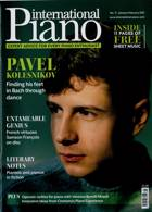 International Piano Magazine Issue JAN-FEB