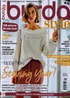 Burda Style Magazine Issue NO 1