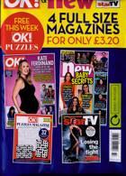 Ok Bumper Pack Magazine Issue NO 1264