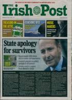 Irish Post Magazine Issue 16/01/2021