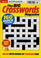 Big Crosswords Magazine Issue NO 77